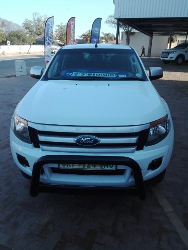 2014 Ford Ranger 2.2tdci Xls Pu Dc  Western Cape Citrusdal_0