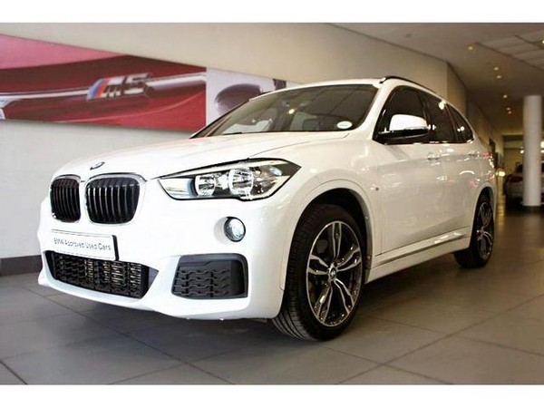 2018 BMW X1 xDRIVE20d M Sport Auto Gauteng Four Ways_0