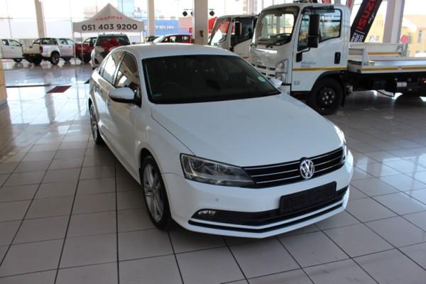 2016 Volkswagen Jetta GP 1.6 TDI Comfortline Free State Bloemfontein_0