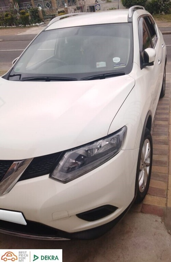 2016 Nissan X-Trail 1.6dCi XE T32 Western Cape Goodwood_0