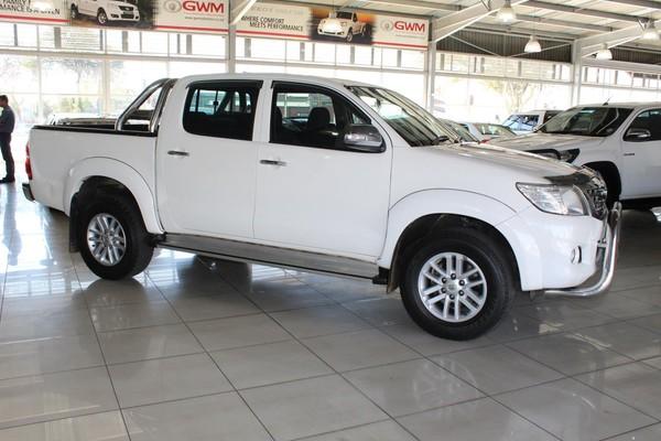 2012 Toyota Hilux 2.7 Vvti Raider Rb Pu Dc  Gauteng Alberton_0