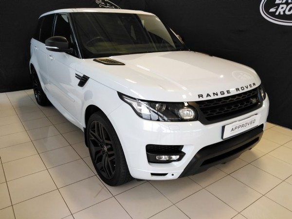 2017 Land Rover Range Rover Sport 4.4 SDV8 HSE Dynamic Kwazulu Natal Umhlanga Rocks_0