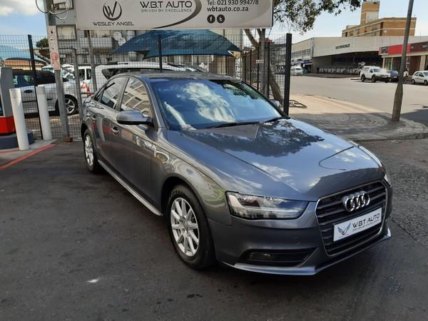 2012 Audi A4 1.8t Ambition Multitronic b8  Western Cape Cape Town_0