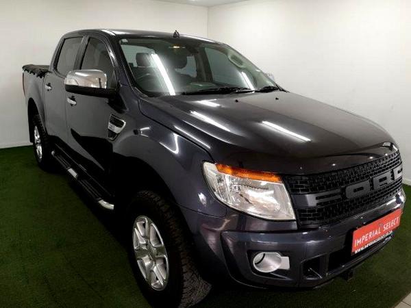 2015 Ford Ranger 3.2TDCi XLT 4X4 Auto Double Cab Bakkie Free State Bloemfontein_0