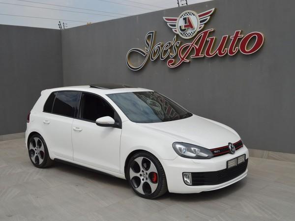 2011 Volkswagen Golf Gti 2.0t Fsi  Gauteng Vereeniging_0