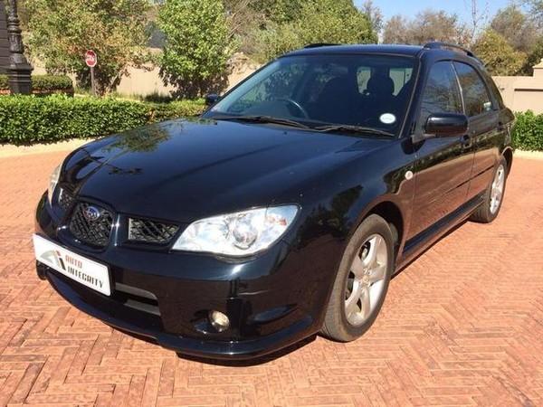 2007 Subaru Impreza 2.0 R 5dr  Gauteng Pretoria_0