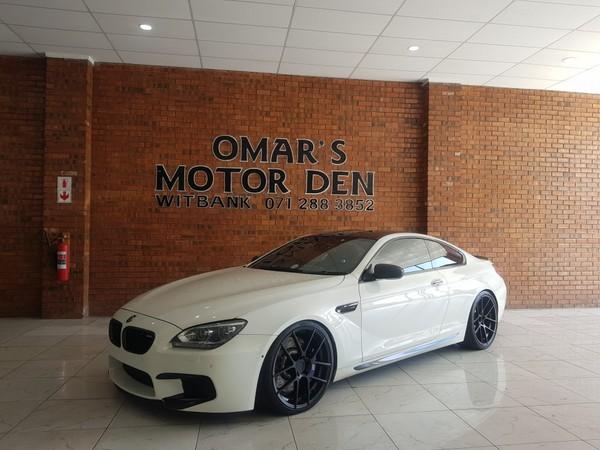 2013 BMW M6 COUPE F12ONE OF ITS KIND   Mpumalanga Witbank_0