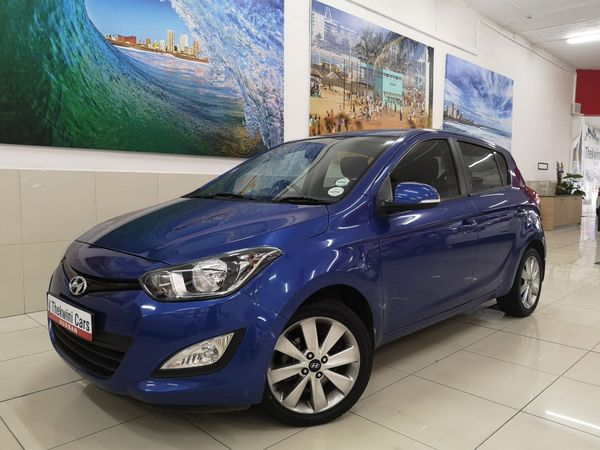 2014 Hyundai i20 1.4 Glide  Kwazulu Natal Durban_0