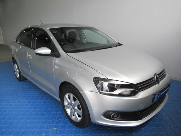 2013 Volkswagen Polo 1.6 Comfortline Tip  Western Cape George_0