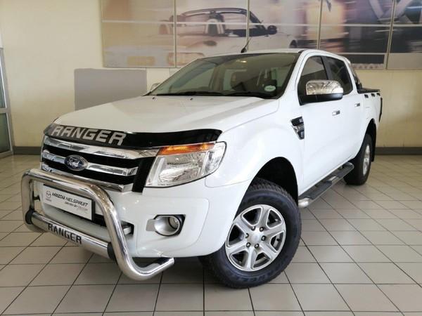 2015 Ford Ranger 3.2TDCi XLT Auto Double Cab Bakkie Mpumalanga Nelspruit_0