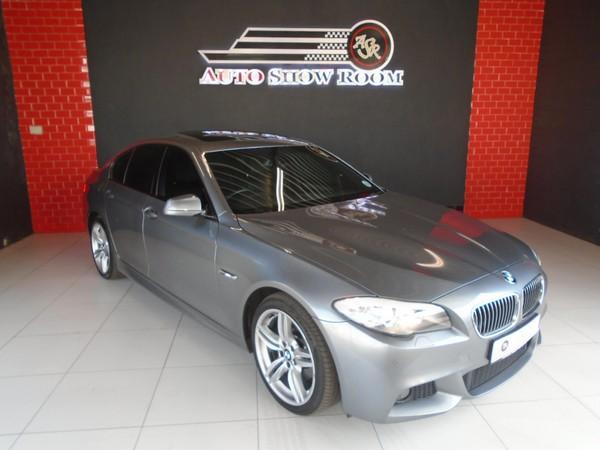 2011 BMW 5 Series 520d At M Sport f10  Gauteng Kempton Park_0