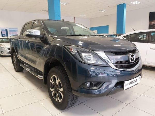 2018 Mazda BT-50 2.2 TDi SLE Auto Double Cab Bakkie Kwazulu Natal Durban_0