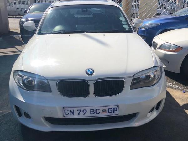 2012 BMW 1 Series 125i 5dr f20  Gauteng Rosettenville_0