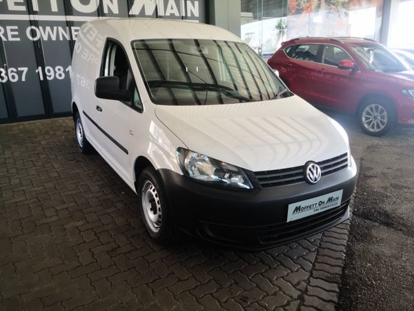 2015 Volkswagen Caddy 1.6i 75kw Fc Pv  Eastern Cape Port Elizabeth_0