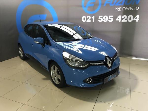 2016 Renault Clio IV 1.2T expression EDC 5-Door 88kW Western Cape Goodwood_0