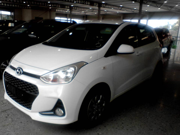2018 Hyundai Grand i10 1.25 Motion Mpumalanga Barberton_0