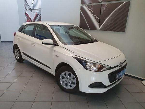 2016 Hyundai i20 1.2 Motion Gauteng Westonaria_0