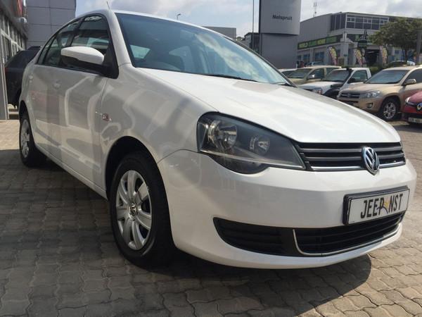 2014 Volkswagen Polo Vivo 1.4 Trendline Mpumalanga Malelane_0