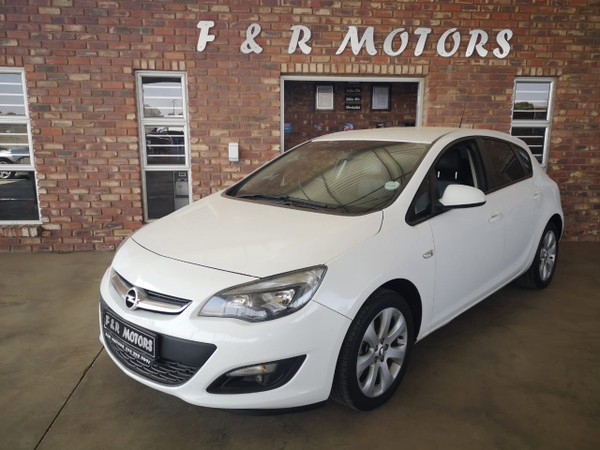 2014 Opel Astra 1.6 Essentia 5dr  North West Province Potchefstroom_0
