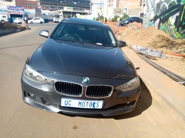 2012 BMW 3 Series 320i  At f30  Gauteng Germiston_0