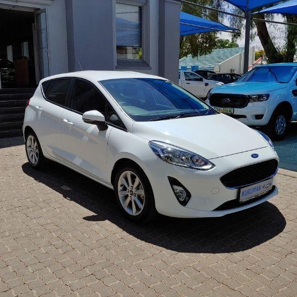 2019 Ford Fiesta 1.0 Ecoboost Trend 5-Door Northern Cape Kuruman_0