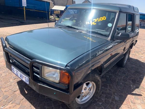 1996 Land Rover Discovery V8i  Gauteng Boksburg_0