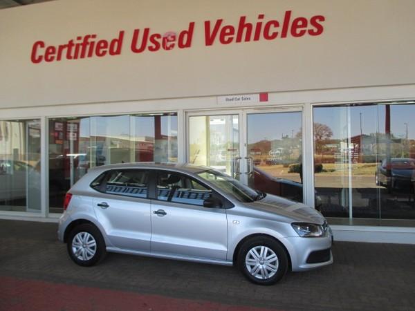2018 Volkswagen Polo Vivo 1.4 Trendline 5-Door Limpopo Limpopo_0