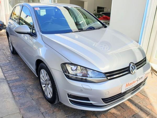 2014 Volkswagen Golf Vii 1.4 Tsi Comfortline Dsg  Western Cape Oudtshoorn_0