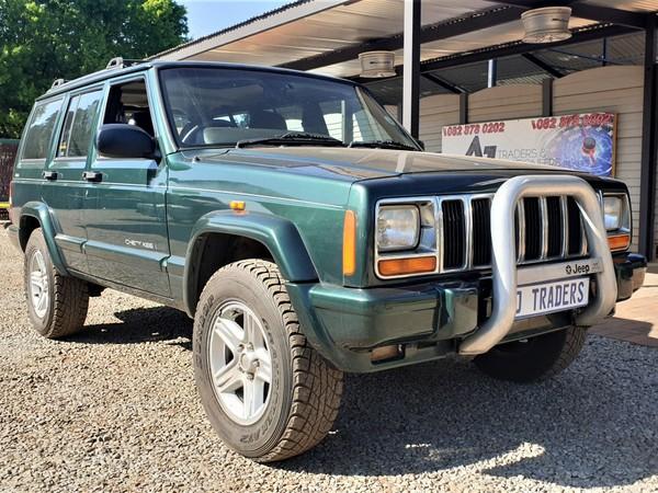 2001 Jeep Cherokee XJ 2.5 Crd Limited  Gauteng Kempton Park_0