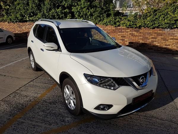 2017 Nissan X-Trail 2.5 SE 4X4 CVT T32 Western Cape Paarl_0