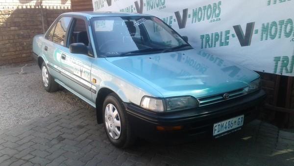 1996 Toyota Corolla 130  Gauteng Pretoria_0
