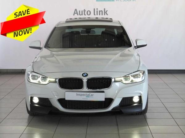 2016 BMW 3 Series 320i Auto Mpumalanga Ermelo_0