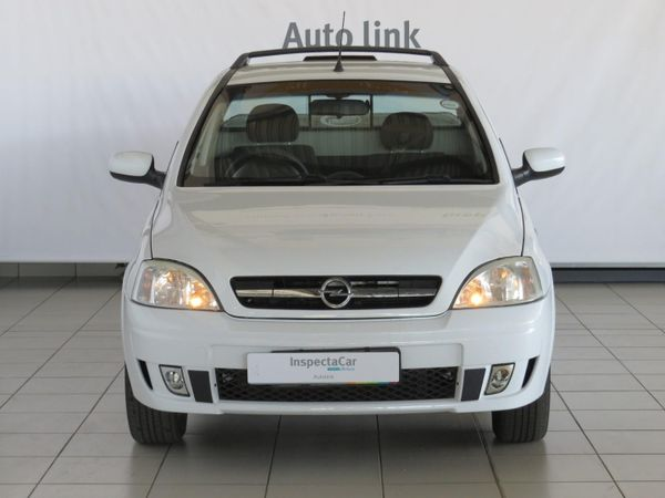 2008 Opel Corsa Utility 1.4i Sport Pu Sc  Mpumalanga Ermelo_0