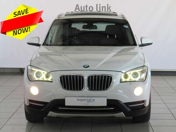 2013 BMW X1 Sdrive20i  At  Mpumalanga Ermelo_0