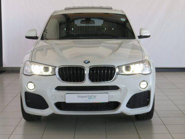 2016 BMW X4 xDRIVE20d Mpumalanga Ermelo_0