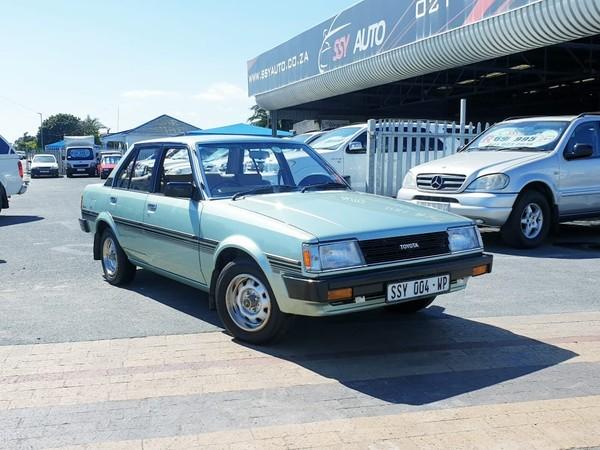 1985 Toyota Corolla 1.6 Gl Sw  Western Cape Parow_0