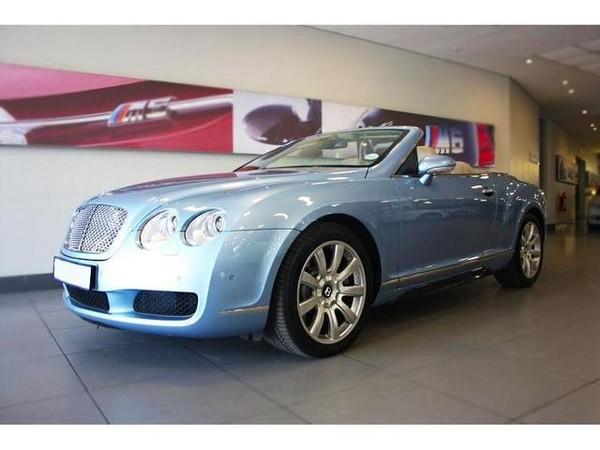 2008 Bentley Continental Gt Convertible  Gauteng Four Ways_0