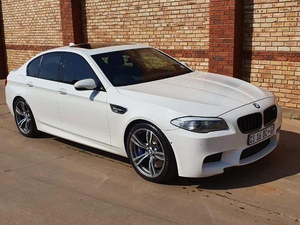 2013 BMW M5 M5 M-DCT Gauteng Vereeniging_0