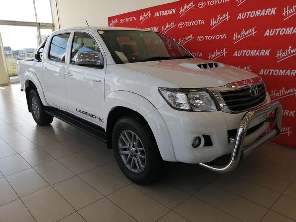 2015 Toyota Hilux 3.0 D-4D LEGEND 45 RB Double Cab Bakkie Western Cape George_0