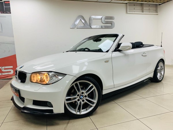 2012 BMW 1 Series 125i Convert Sport At  Gauteng Benoni_0