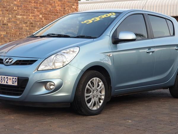 2010 Hyundai i20 1.6 i20 MUST SEE R 2500 PM  Gauteng Kempton Park_0