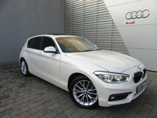 2017 BMW 1 Series 120i 5DR Auto f20 Mpumalanga Nelspruit_0