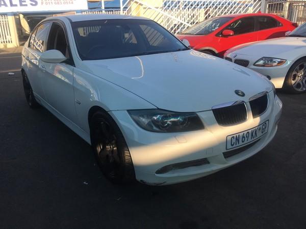 2005 BMW 3 Series 320d e46fl  Gauteng Rosettenville_0