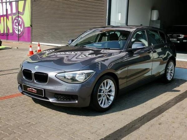 2015 BMW 1 Series 116i Sport Line 5dr At f20  Gauteng Sandton_0