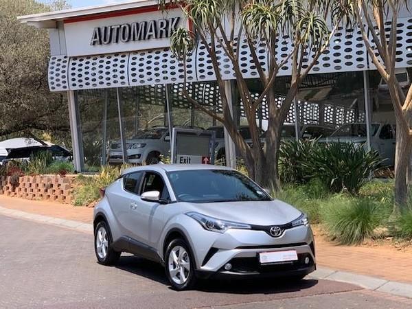 2017 Toyota C-HR 1.2T Plus CVT Gauteng North Riding_0