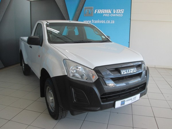2019 Isuzu D-MAX 250C Fleetside Single Cab Bakkie Western Cape Somerset West_0