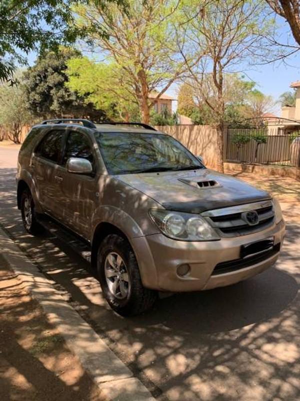 2007 Toyota Fortuner 3.0d-4d Rb Gauteng Alberton_0