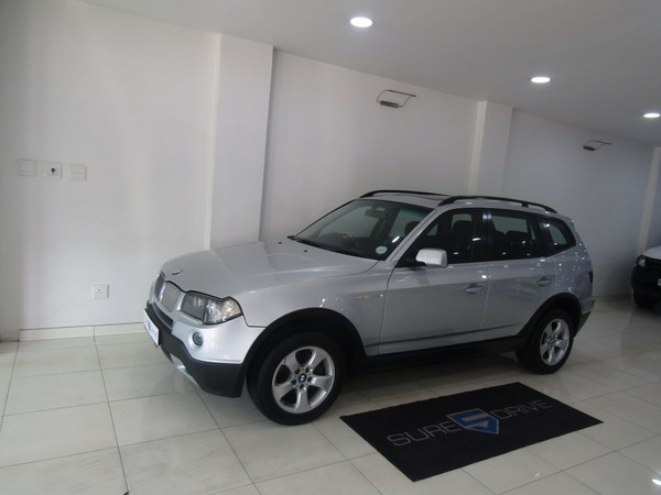 2007 BMW X3 3.0d At  Kwazulu Natal Durban_0