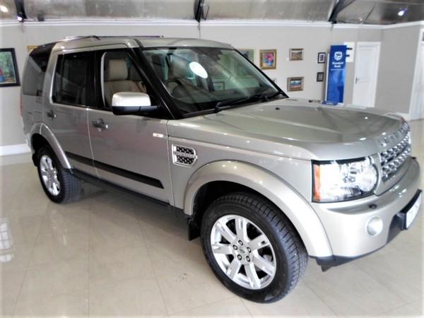 2010 Land Rover Discovery 4 3.0 Tdv6 Se  Western Cape Knysna_0