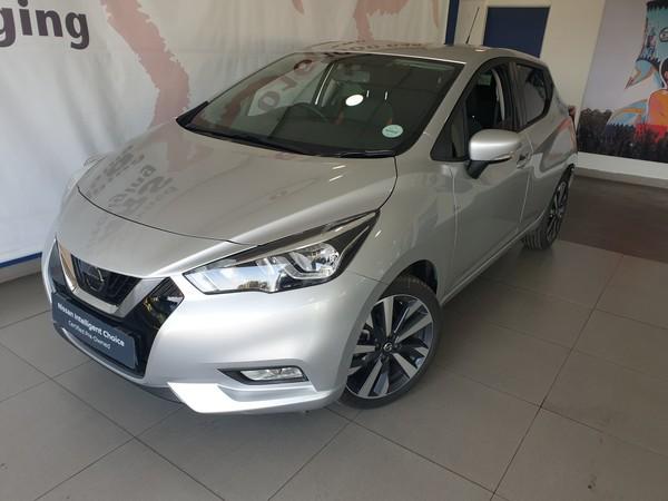 2019 Nissan Micra 900T Acenta Plus Gauteng Vereeniging_0